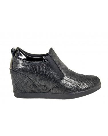 IMAC - sneakersy czarne
