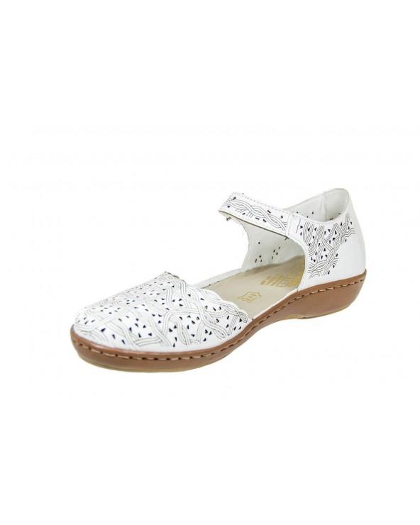 RIEKER - sandały damskie