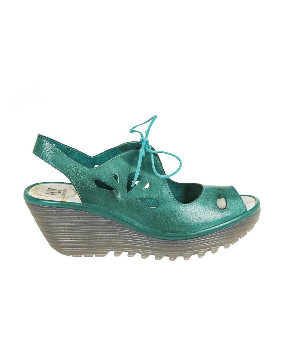 FLY LONDON - sandały damskie