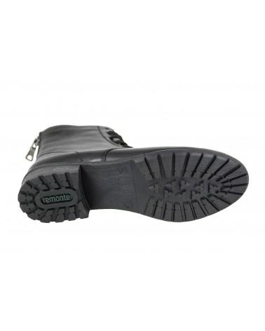 Botki REMONTE - R3313-01 czarny