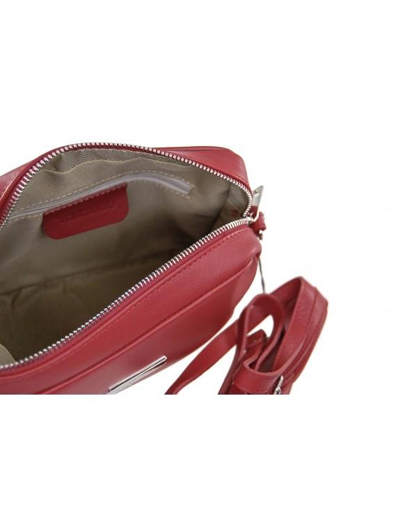 Torebka TOSCANIO - A43 czerwony