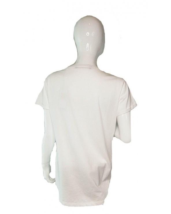 Bluzka GUESS - W81I81JA900-A000 biały