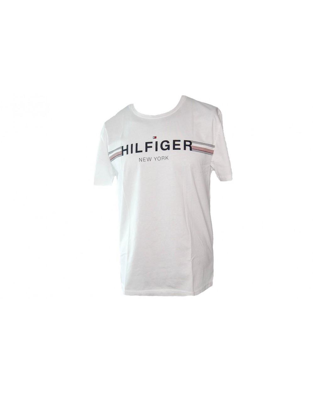 9383f3f5b488d Koszulka TOMMY HILFIGER- MW0MW10368 100 biała