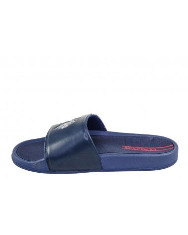 Sneakersy U.S POLO ASSN - FERRY 4083W8/ST1   - beżowy, biały