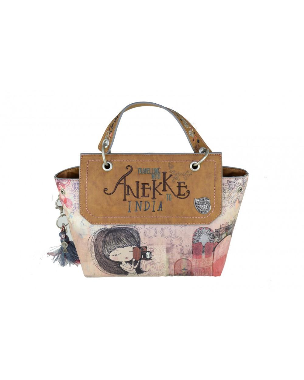 Torebka ANEKKE - 28871-43 brązowy