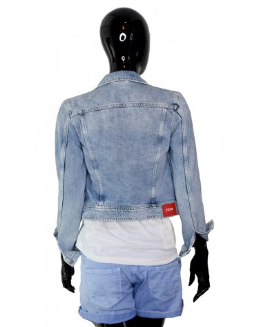 Kurtka PEPE JEANS - PL400654MD0 jeansowy