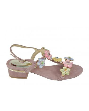 Sandały ALMA EN PENA - V19728 różowy