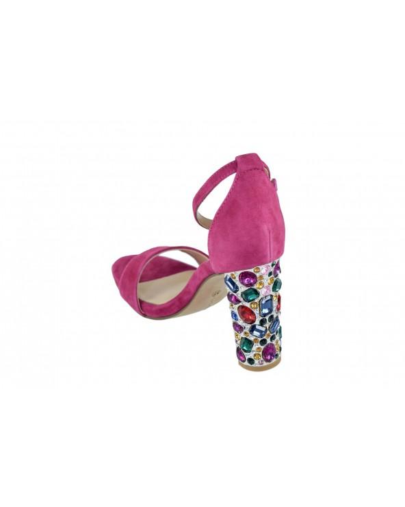 Sandały ALMA EN PENA - V19310 różowy