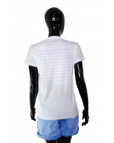 T-shirt PEPE JEANS - PL504123 biały