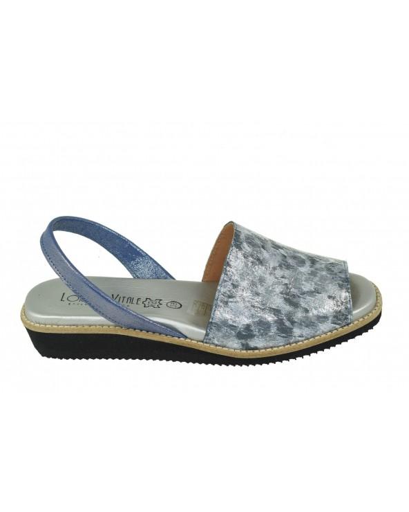 Sandały LORETTA VITALE - 850 niebieski