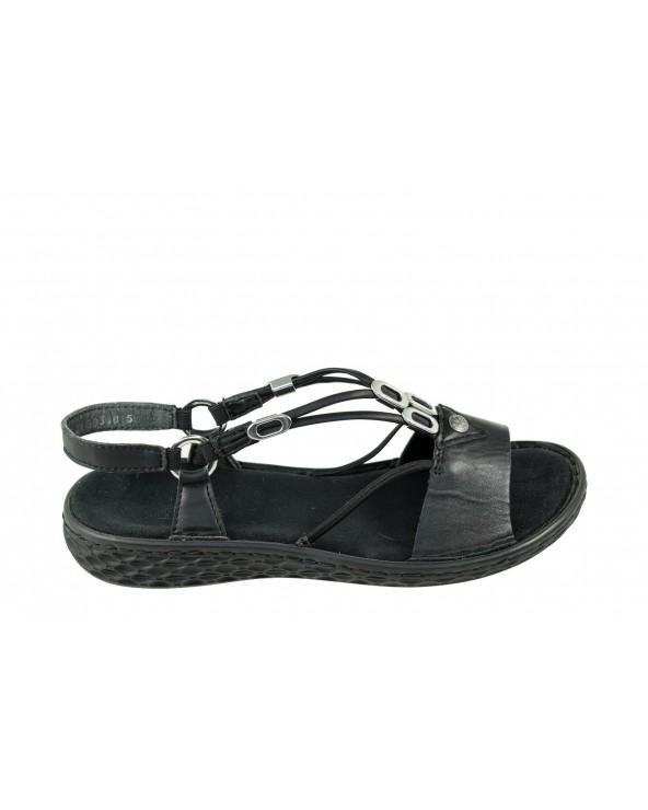 Sandały RIEKER - V22L9-00 czarny