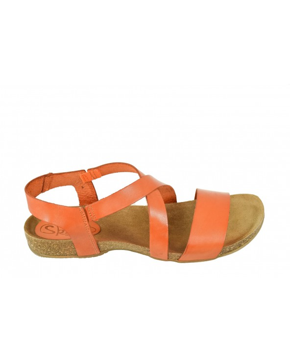 Sandały SPK SHOES - 925 pomarańczowy