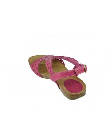 Sandały SPK SHOES - 921 różowy