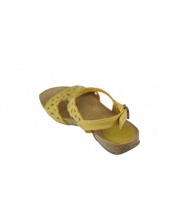 Sandały SPK SHOES - 921 żółty