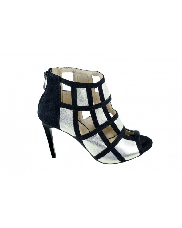 Sandały DAMISS - DS-271 złoty