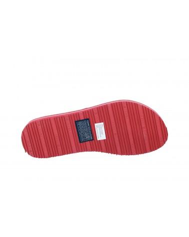 Japonki TOMMY HILFIGER - FW0FW03889 611 czerwony