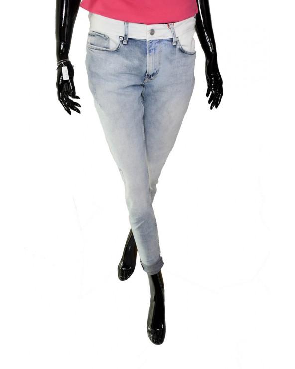 Spodnie PEPE JEANS - PL2033940 niebieski