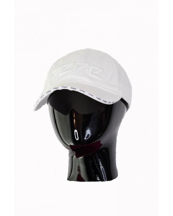 Czapka PEPE JEANS - PL040284 biały