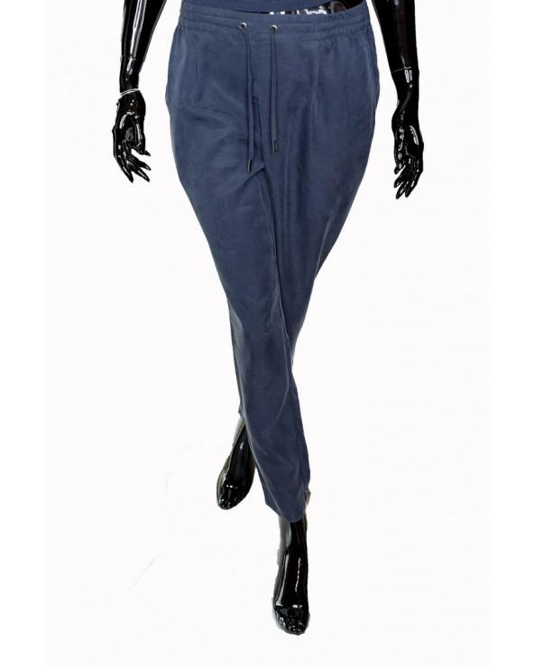 Spodnie TOMMY HILFIGER - DW0DW06244 002 granatowy