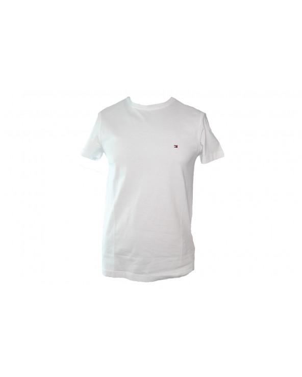 Koszulka TOMMY HILFIGER - 0867896625 100 biały