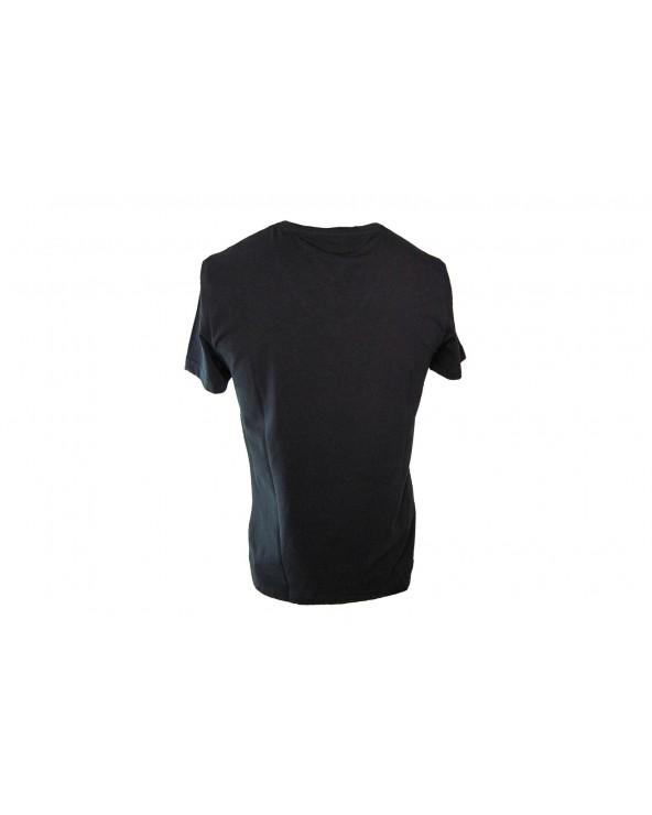 Koszulka TOMMY HILFIGER- MW0MW02045 083 czarny