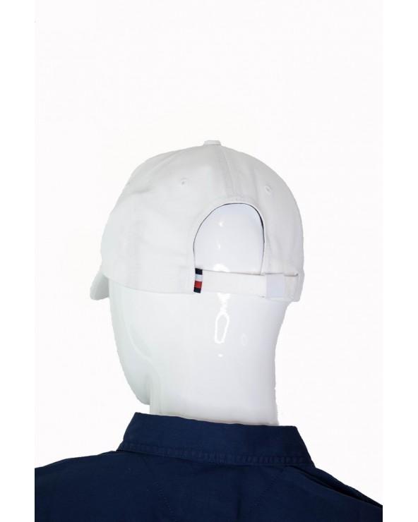 Czapka TOMMY HILFIGER- AM0AM04508 104 biały