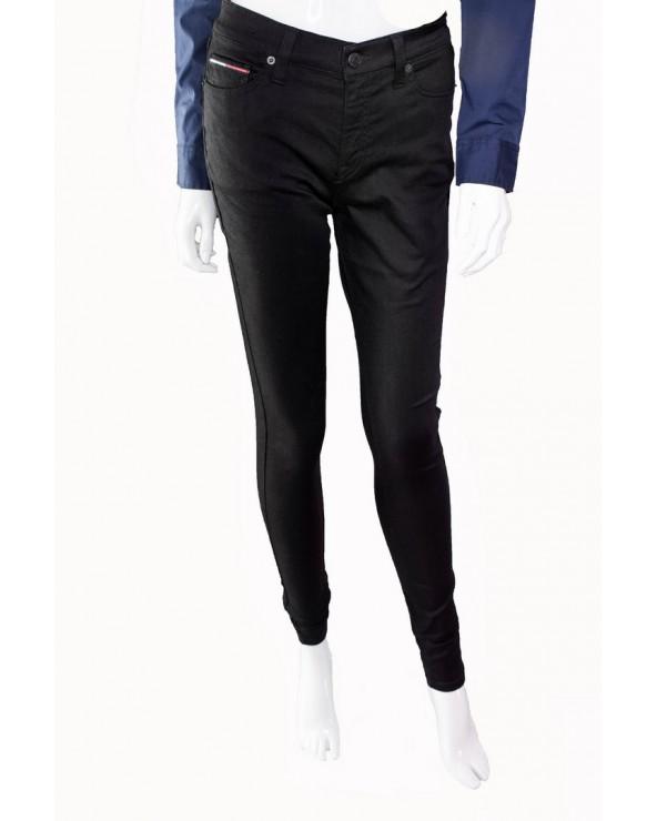 Spodnie TOMMY HILFIGER - DW0DW04415 945 czarny