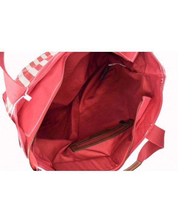 Torebka U.S. POLO ASSN - BEUYL0489WUP400 Maryland czerwony