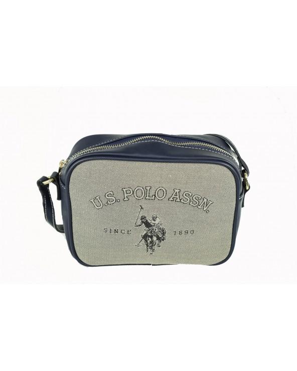Torebka U.S. POLO ASSN - BEUVG0466WJP212 Virginia granatowy