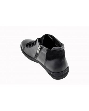 Botki sportowe BROOMAN - A28F50R-1 czarny