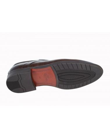 Półbuty BROOMAN - 9389-5-A28 brązowy