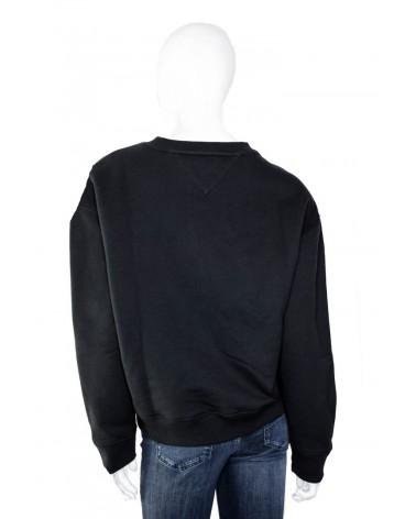 Bluza TOMMY HILFIGER - DW0DW06814 BBU czarny