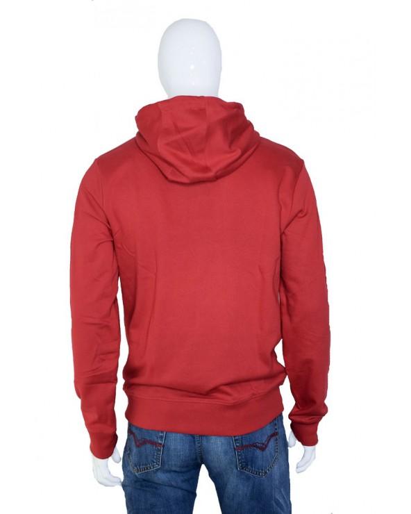 Bluza TOMMY HILFIGER - MW0MW11579 XBE czerwony