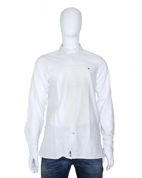 Koszula TOMMY HILFIGER - MW0MW10720 YAF biały