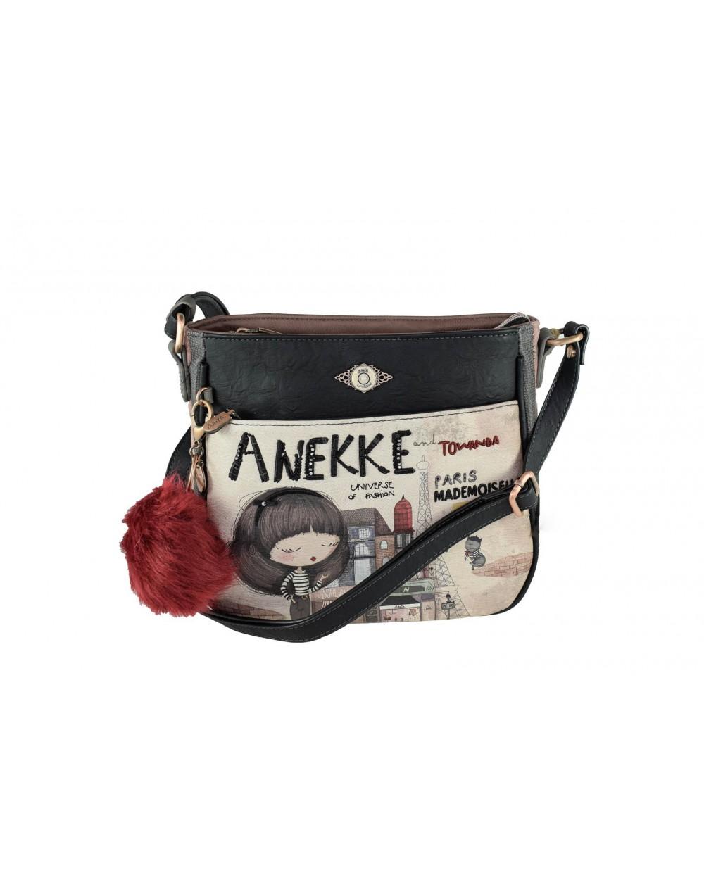 Torebka ANEKKE - 29882-12 beżowy