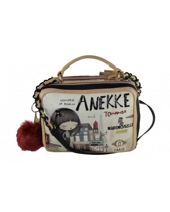 Torebka ANEKKE - 29881-56 beżowy