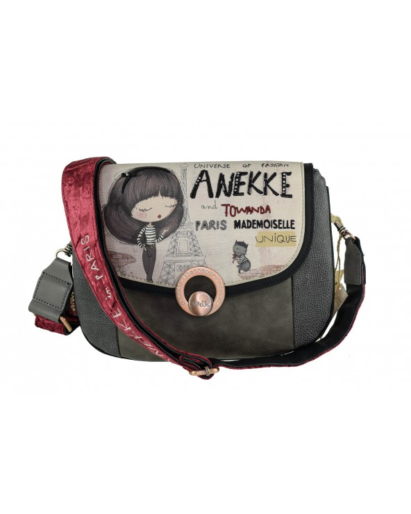 Torebka ANEKKE - 29883-16 beżowy