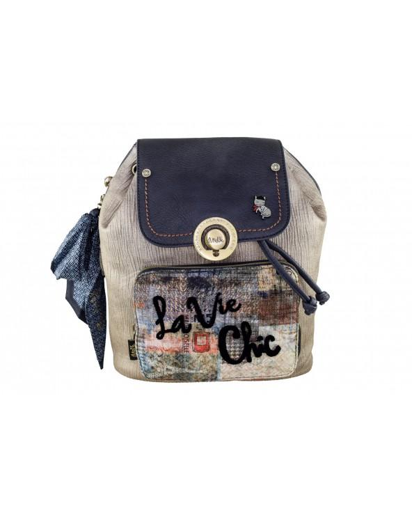 Plecak ANEKKE - 29885-49 COC niebieski