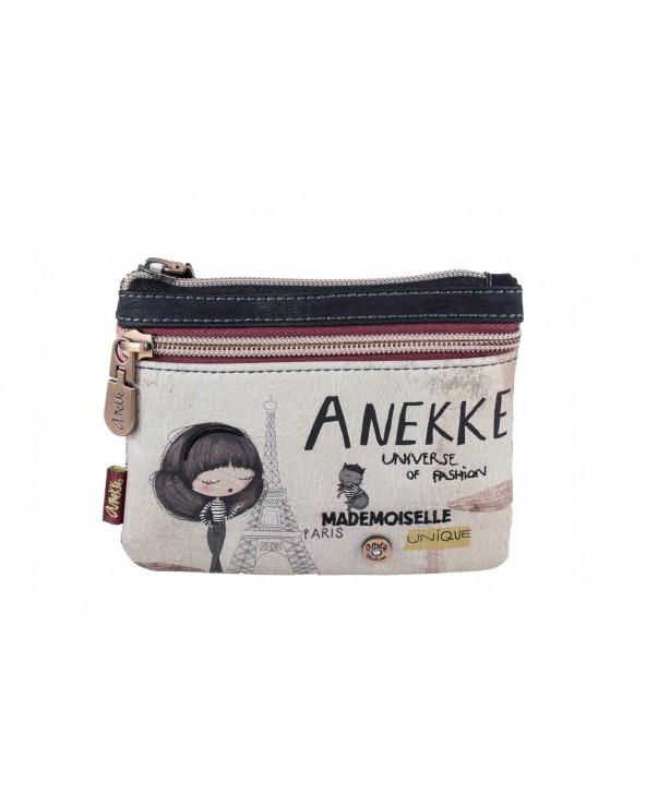 Portfel ANEKKE - 29888-02 beżowy