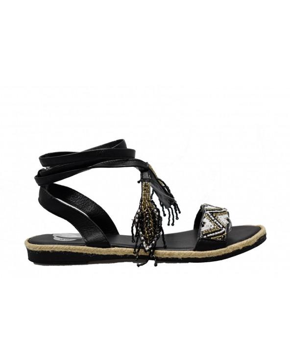 Sandały GIOSEPPO - 40488-02 ROMILDA czarny