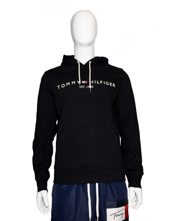Bluza TOMMY HILFIGER - MW0MW10752 BAS czarny