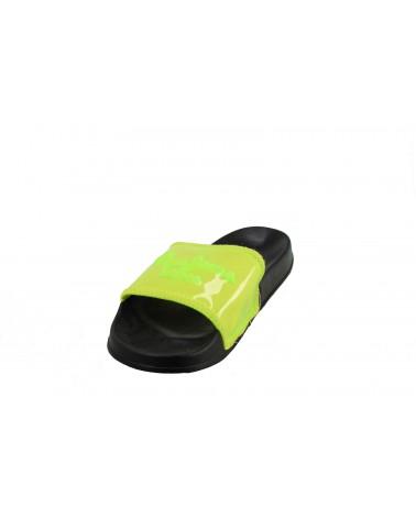 Klapki PEPE JEANS - PLS70080 żółty