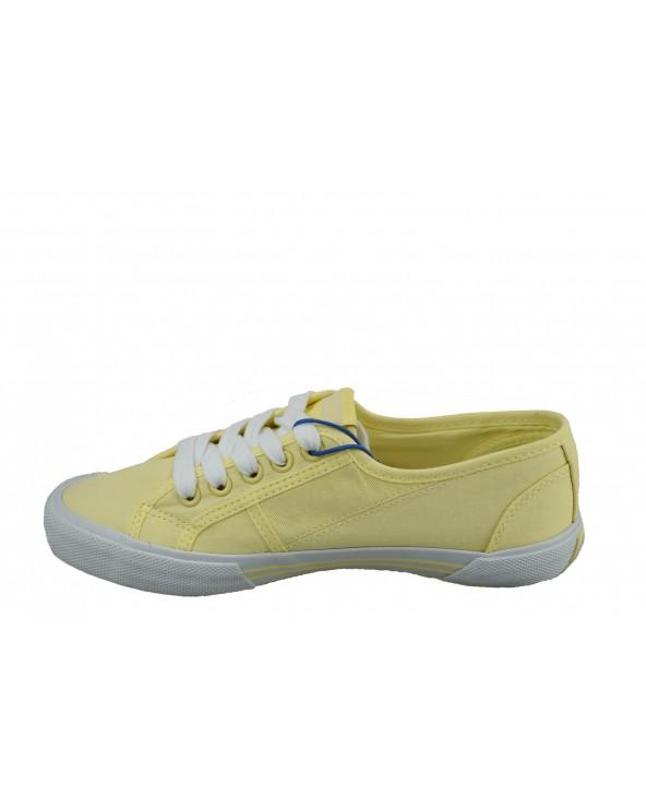 Trampki PEPE JEANS - PLS31016 żółty