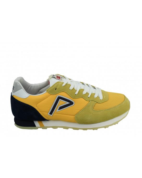 Sneakersy PEPE JEANS - PMS30610 żółty