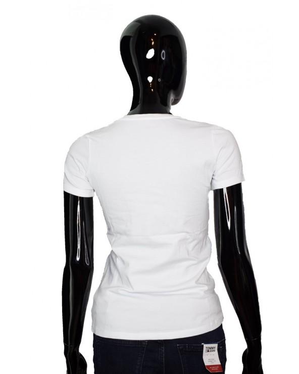 T-shirt PEPE JEANS - PL504433 biały