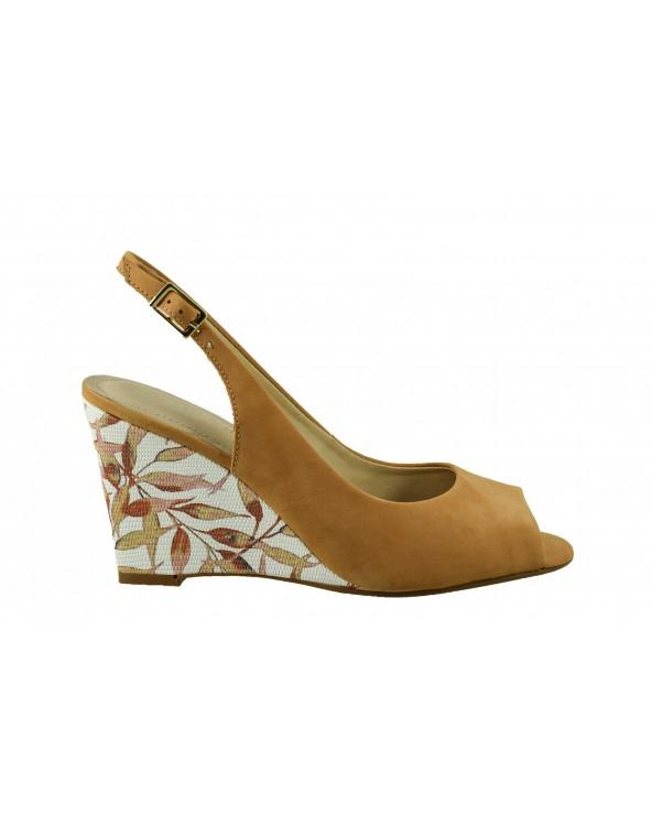Sandały LORETTA VITALE - 5554-203-237 brązowy