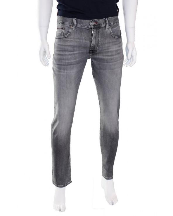 Spodnie TOMMY HILFIGER - MW0MW13552 1B3 szary