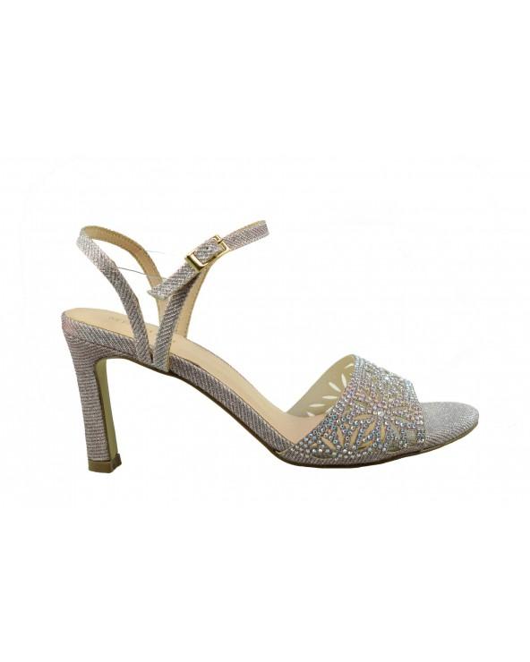Sandały MENBUR 21586 0089 - beżowy
