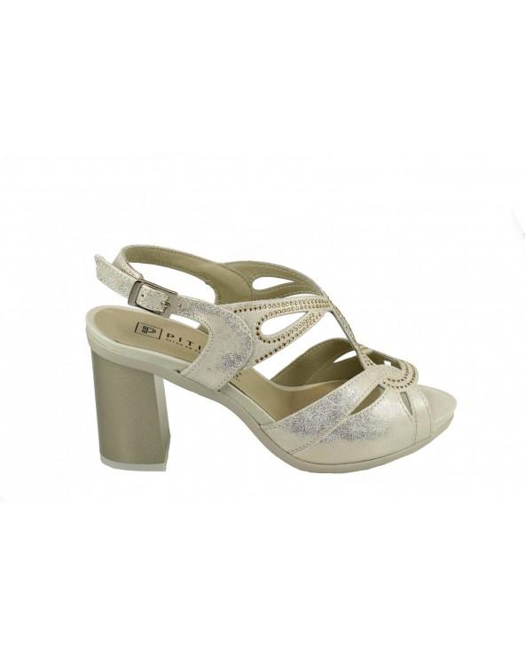 Sandały PITILLOS - 6160 złoty