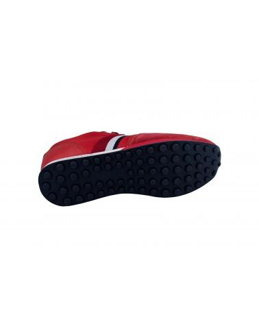 Sneakersy U.S POLO ASSN - FLASH4088S9/SN2 czerwony